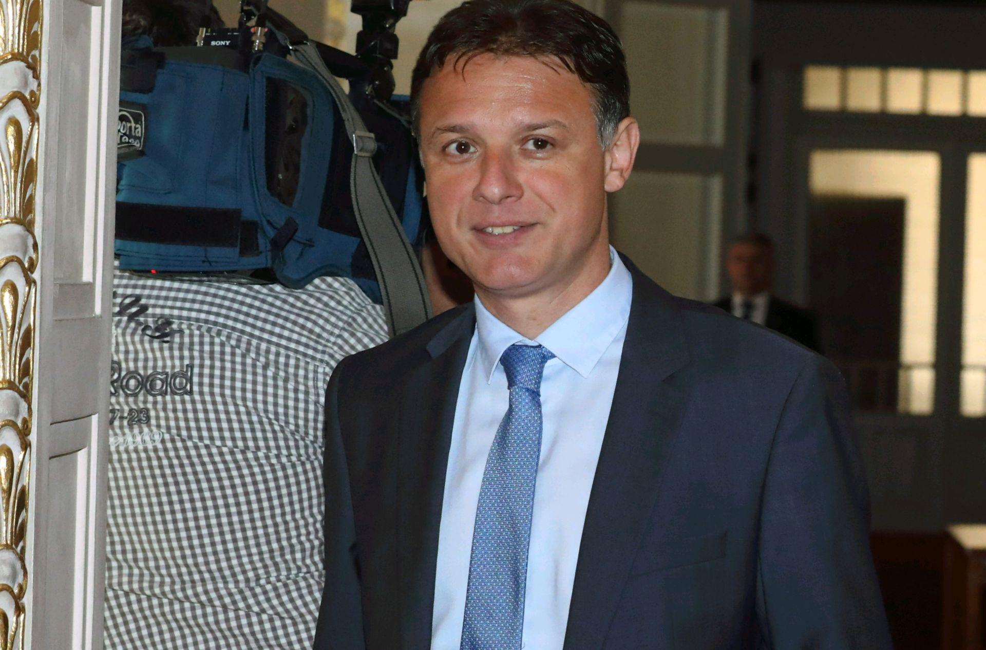 JANDROKOVIĆ 'Prijedlog o novim ministrima očekujem na početku iduće saborske sjednice'