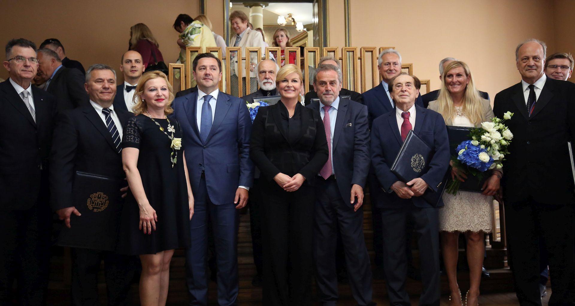 GRABAR-KITAROVIĆ U sklopu zagrebačke Gradske uprave otvoriti Ured hrvatske solidarnosti