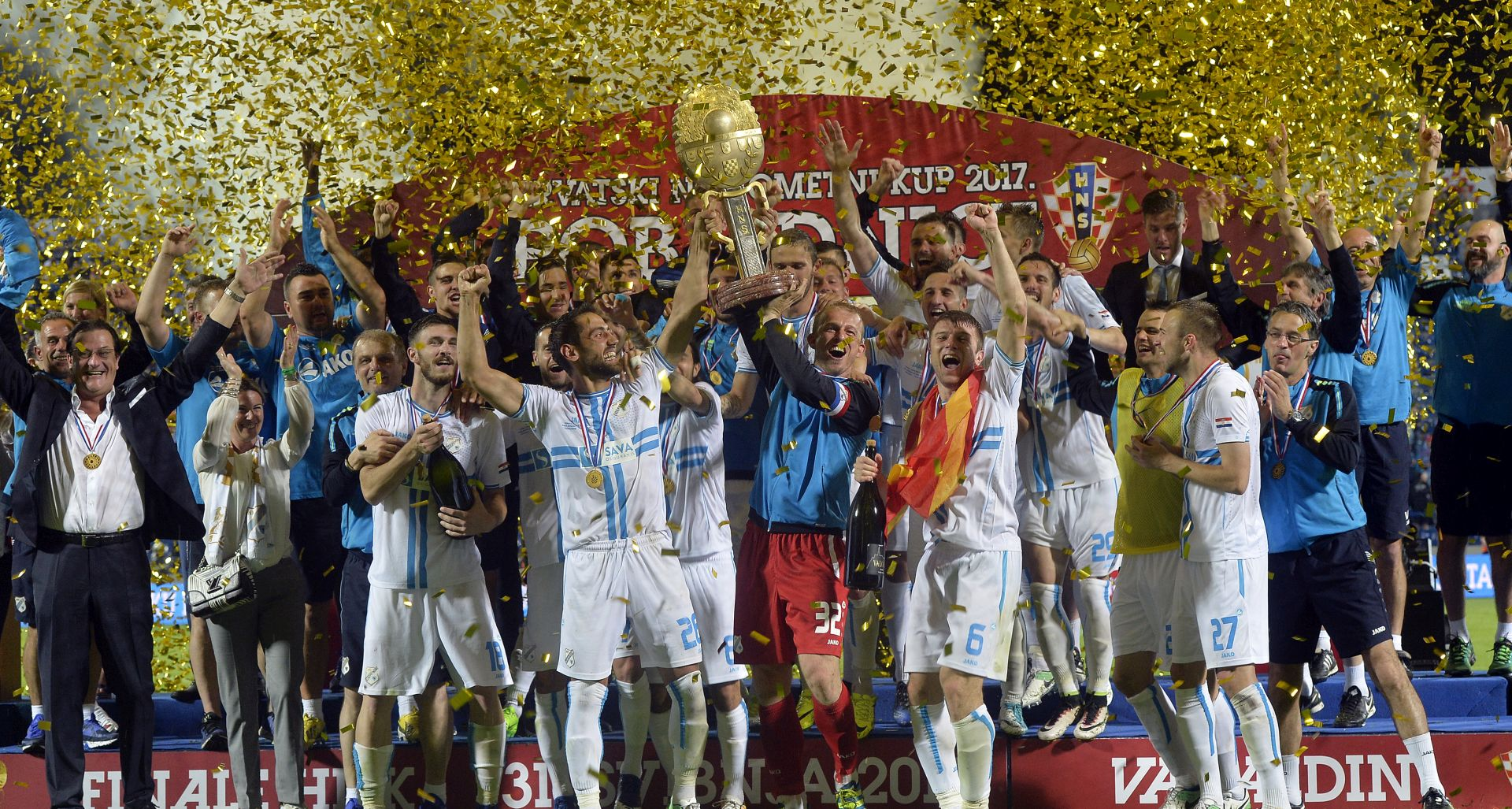 RIJEKA Od sutra prodaja ulaznica za Ligu prvaka, karte od 35 do 780 kuna