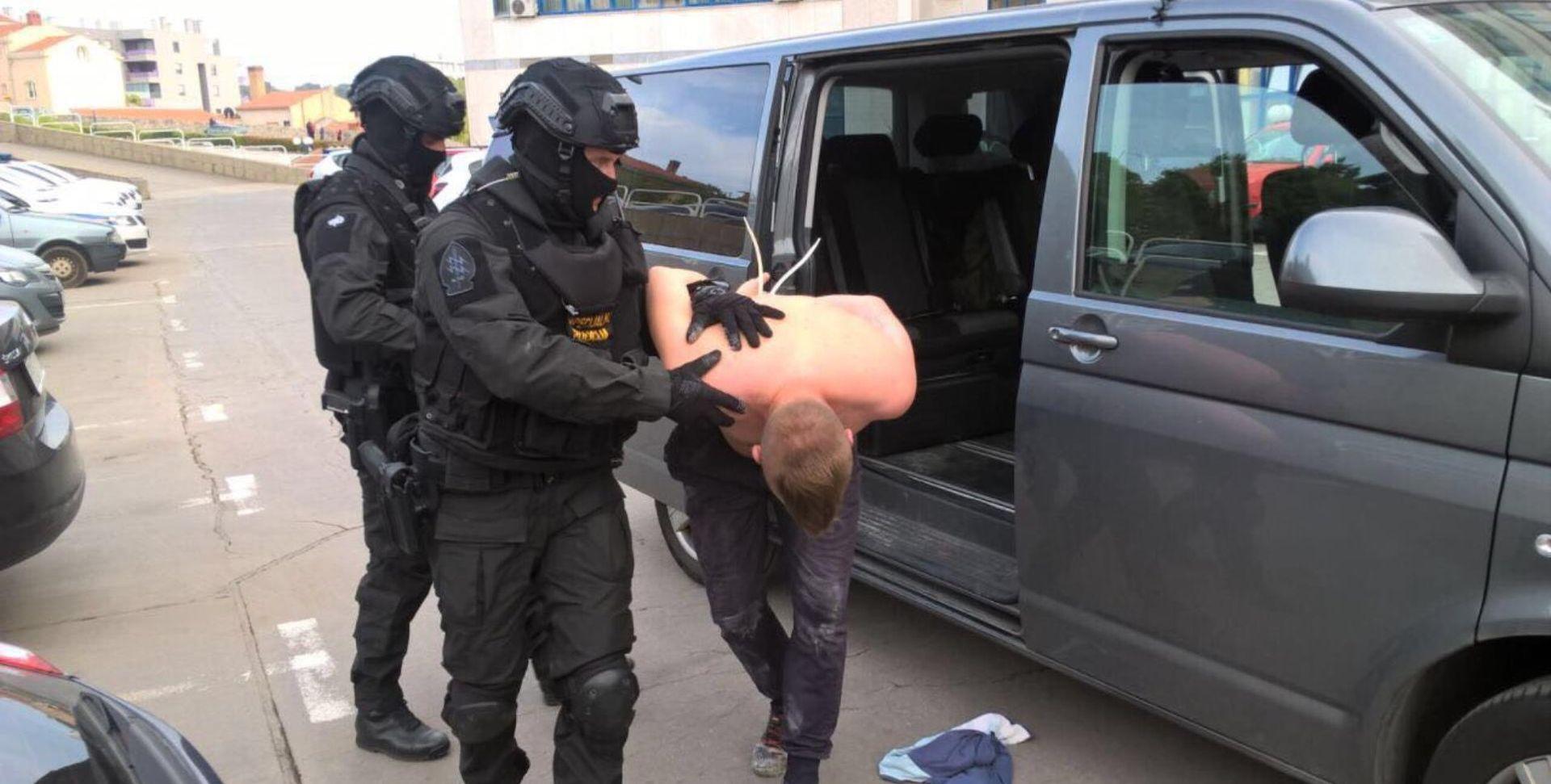 ŠEST DANA U BIJEGU U Vodnjanu uhićen Danijel Brnos