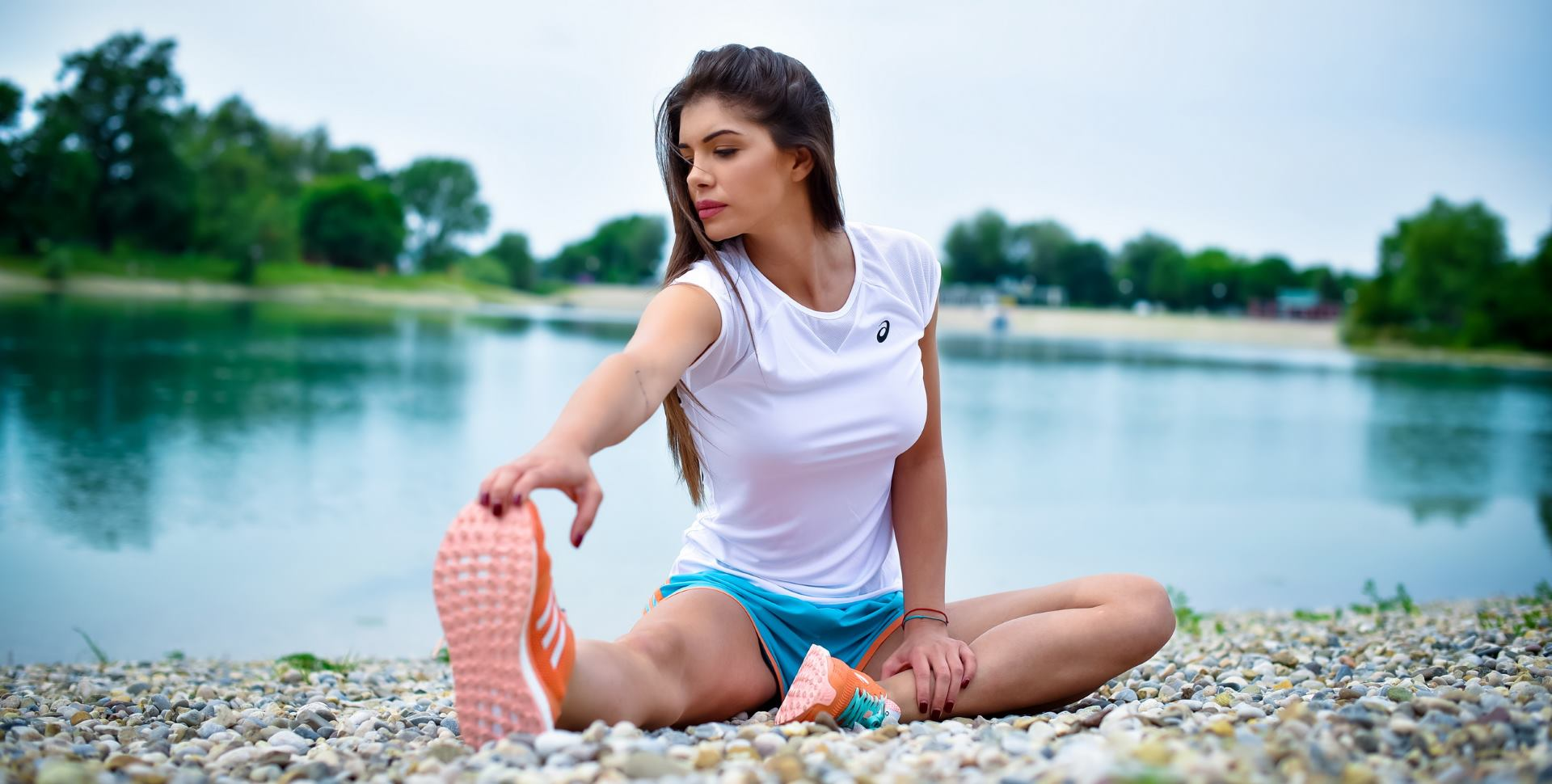 FOTO: Iva Šarić Leko obožava trčanje i koncept 42.2 Running Storea