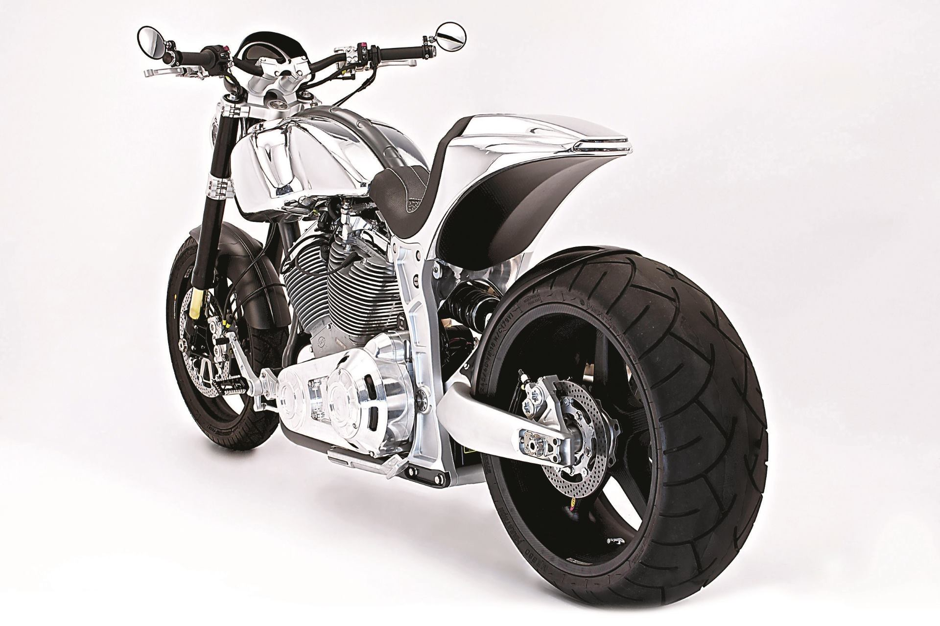 Arch KRGT-1: Zvijer na dva kotača iz radionice Keanu Reevesa