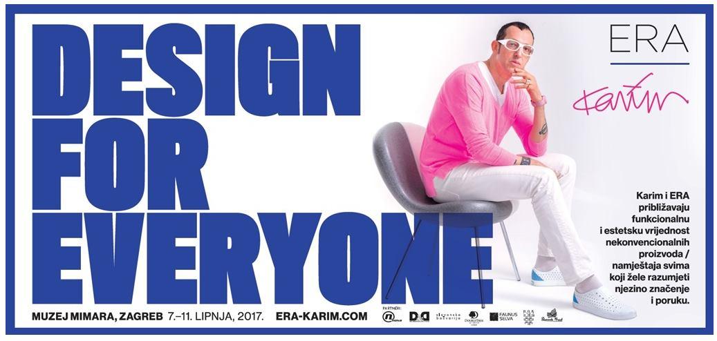 MUZEJ MIMARA Svečano otvorenje izložbe namještaja 'Design for Everyone'