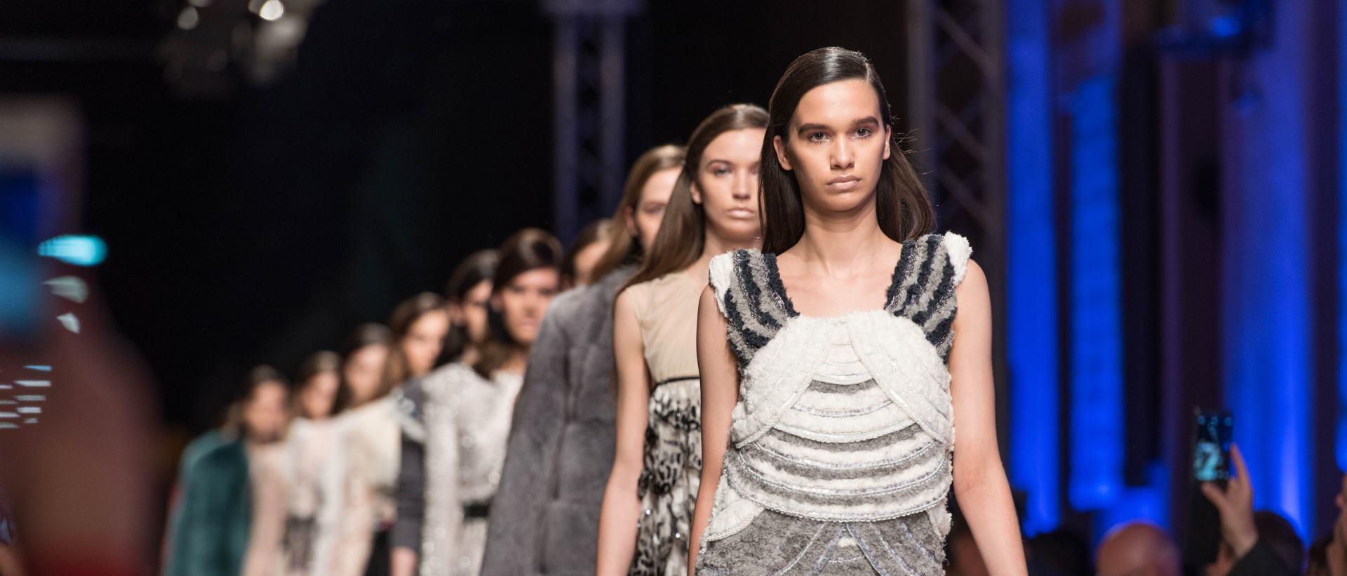 LEI LOU EXPRESS Glavni kolodvor postao modna pista nove kolekcije jesen/zima