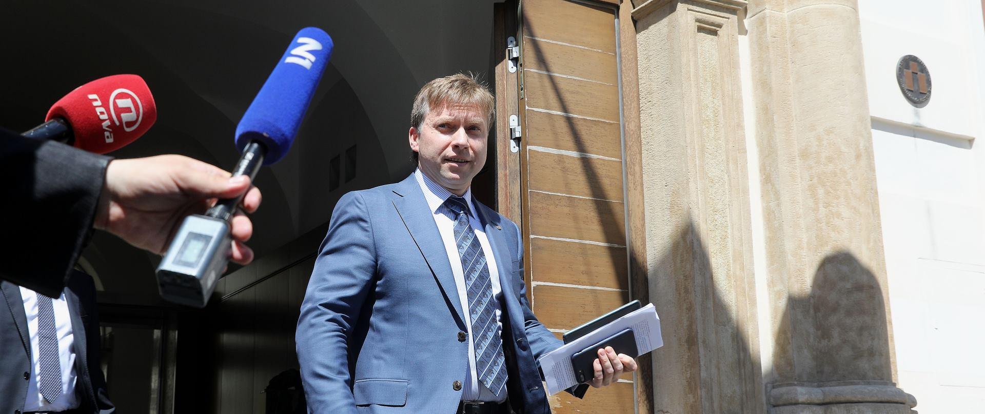 SBERBANK Maksim Poletaev se sastao i s izvanrednim povjerenikom Antom Ramljakom