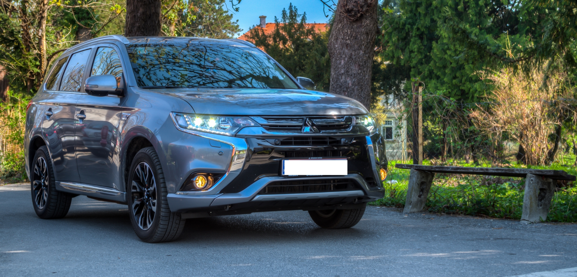 Mitsubishi Outlander PHEV MY17 – 'Najzelenije' off-road vozilo na tržištu