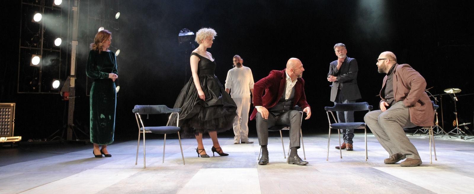 FOTO: Pomalo 'promijenjena' komedija Mizantrop u režiji Igora Vuka Torbice