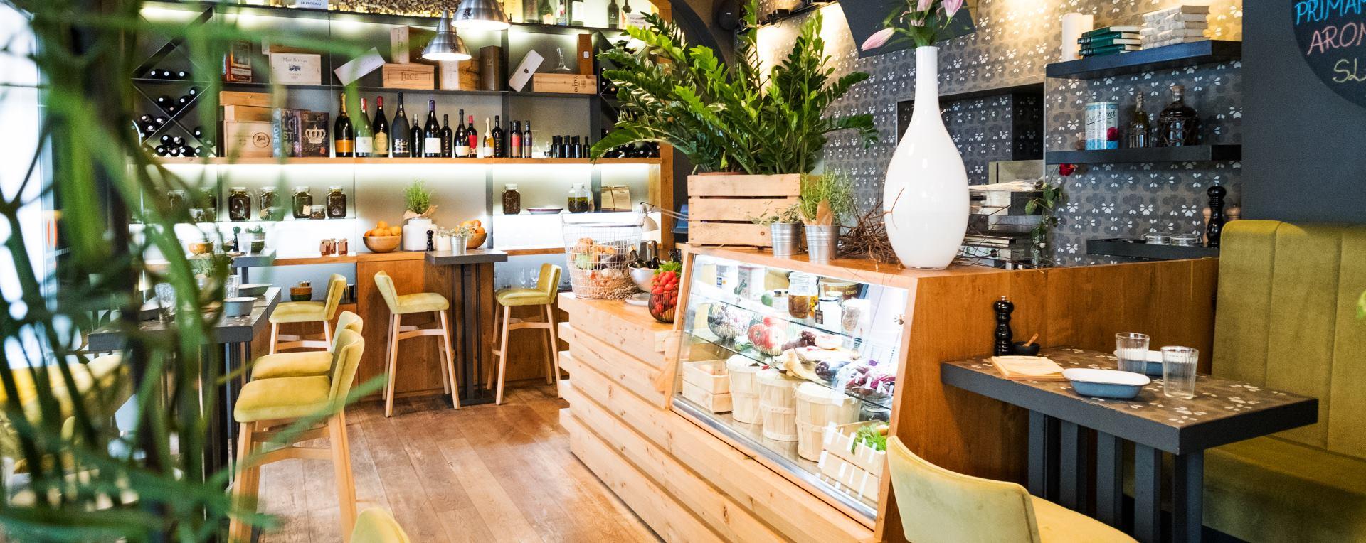 Skandinavski koncept bistroa i cafe bara u samom centru Grada Zagreba