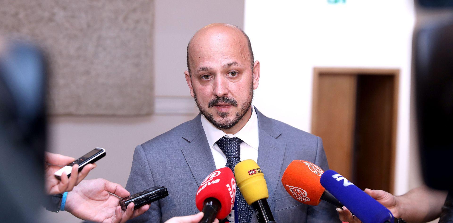 """MARAS """"Nema nikavih ispričnica za nedolazak na glasanje, svi zastupnici SDP-a moraju doći"""""""