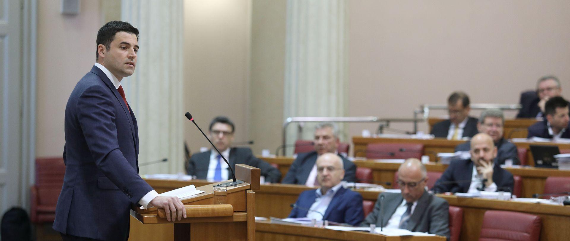 """BERNARDIĆ """"Vjerujem da će apsolutno svi SDP-ovci sutra doći"""""""