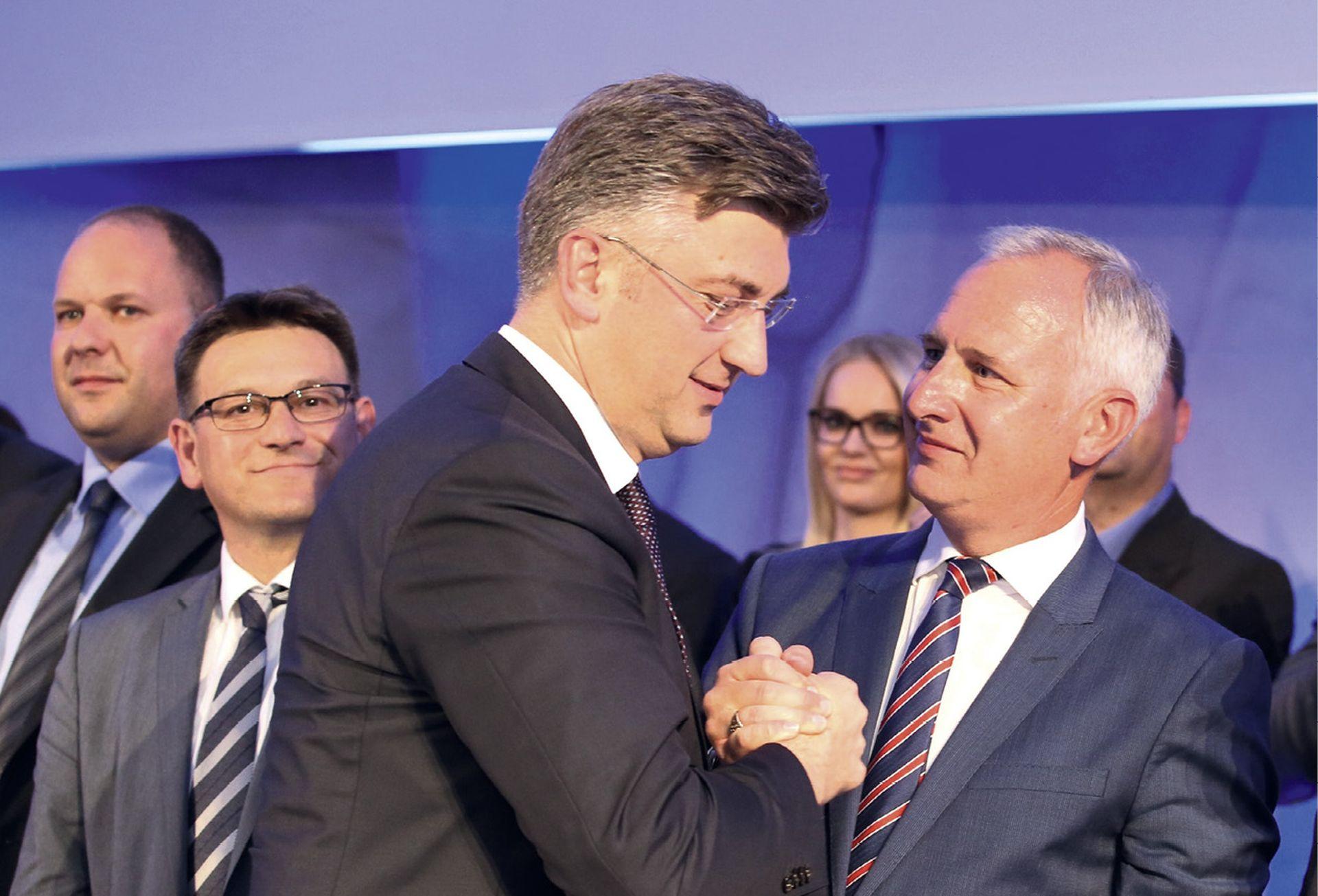 SVI PROTIV OPARE Petrov uvjeren da može pokvariti planove HDZ-u u Splitu