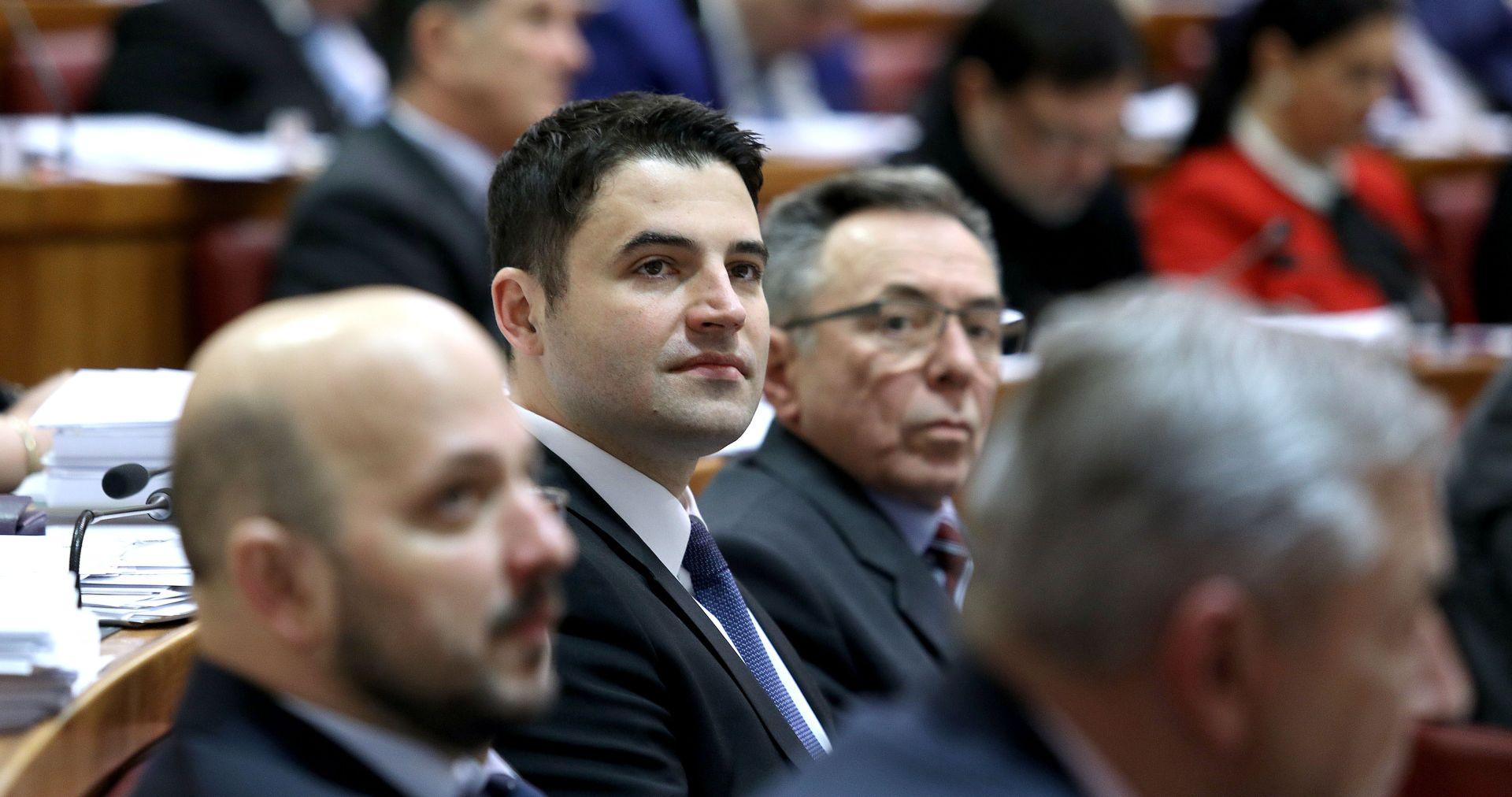 "BERNARDIĆ PLENKOVIĆU ""Pozivam Vas da pokažete parlamentarnu većinu"""