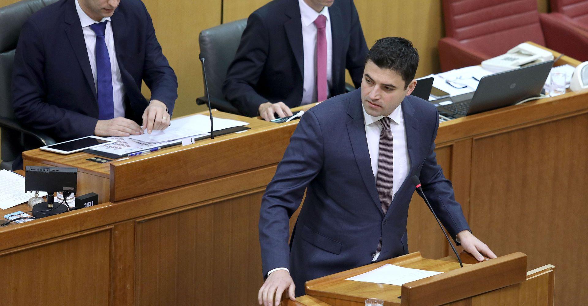 """BERNARDIĆ """"Ovdje je bitan princip, postoji li u Hrvatskoj ikakva odgovornost?"""""""