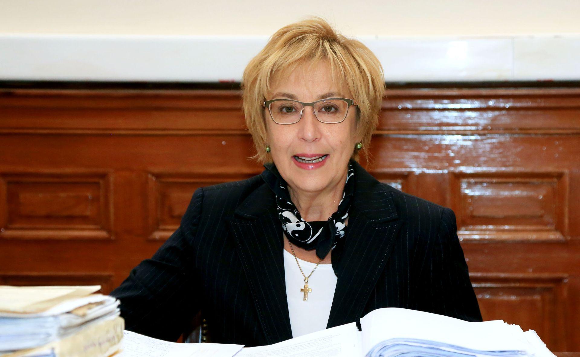 Odbijen zahtjev za izuzećem predsjednice sudskog vijeća Maje Šupe u slučaju Horvatinčić