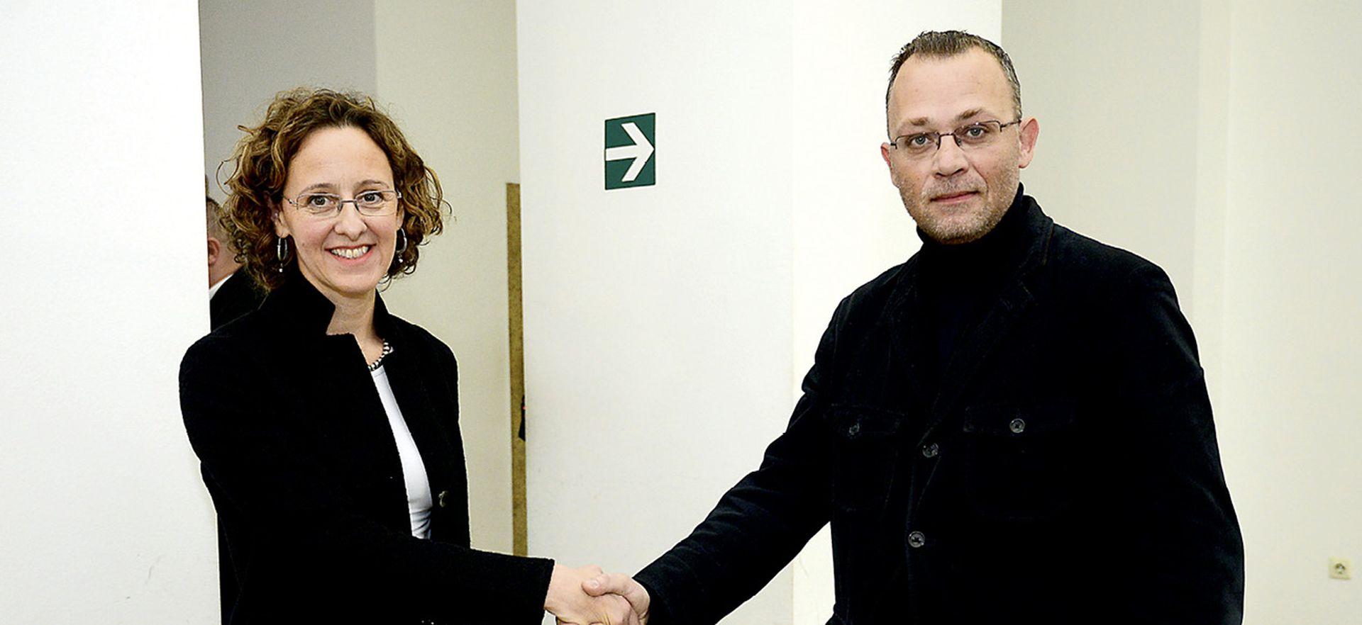 'Hasanbegović spinovima pokušava unijeti razdor u HDZ'