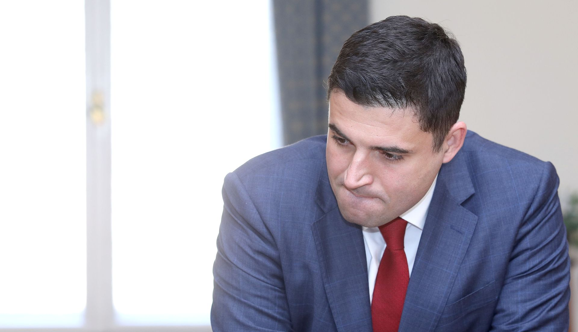 """BERNARDIĆ """"Svi SDP-ovi zastupnici glasat će za opoziv Marića"""""""