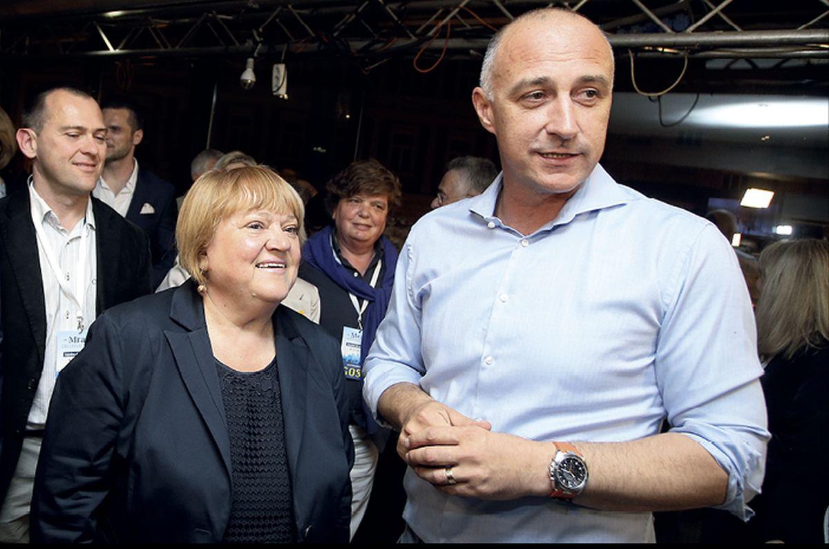 'Naša vrata su otvorena, Bernardić je trebao doći čestitati'