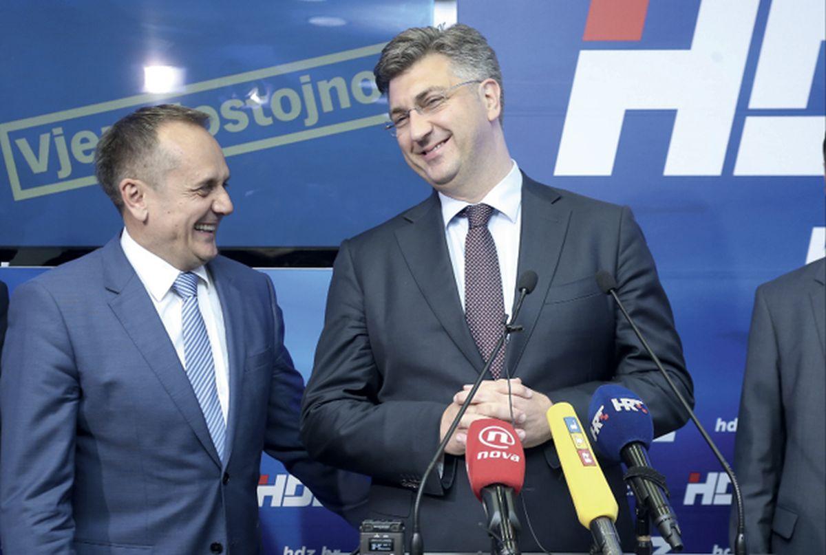 Plenković krivnju za debakl u Zagrebu prebacio na sistem