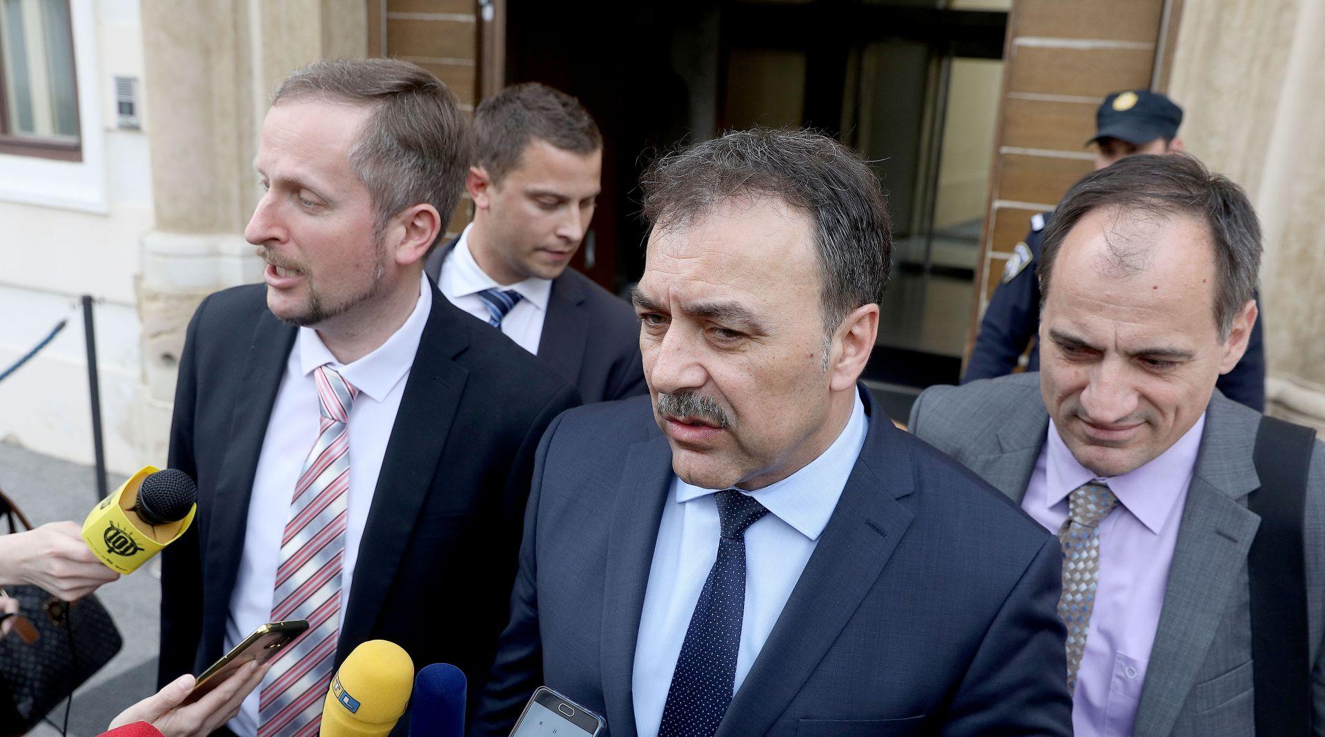Bivši Mostovi ministri aktivirali svoje saborske mandate