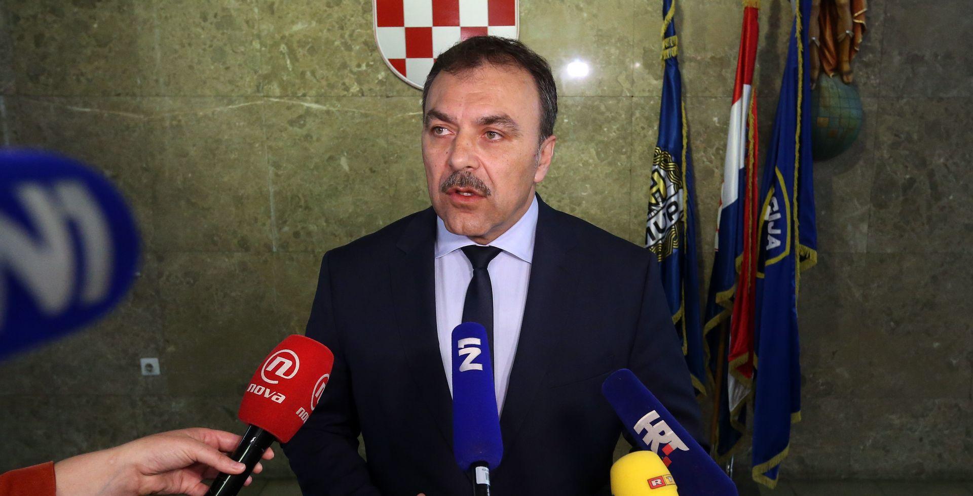 HHO 'Orepić je ugrozio vladavinu prava i nacionalnu sigurnost'