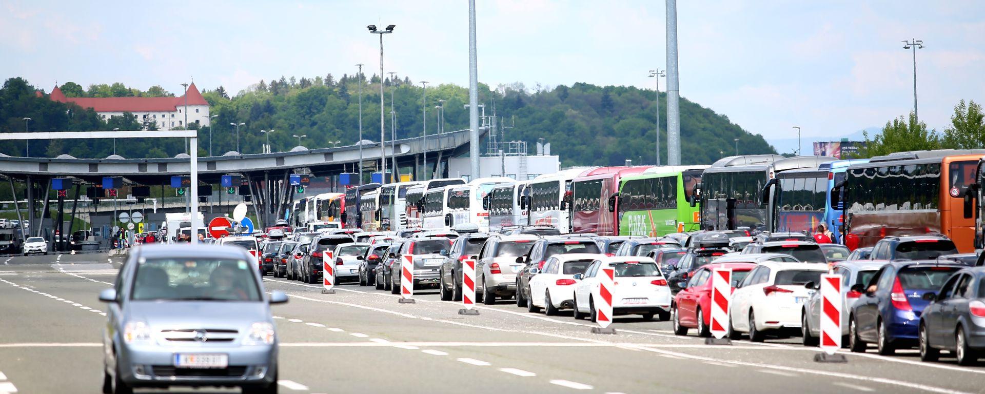 HAK Srednje gust promet, na granicama moguća čekanja oko sati vremena