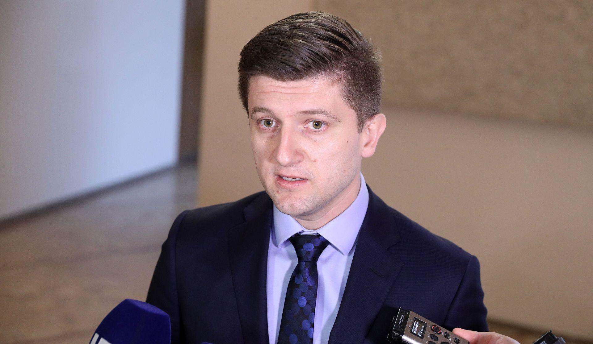 MARIĆ O ODUSTAJANJU OD EMA-E 'Treba raditi na tome da dovedemo agencije u Zagreb'