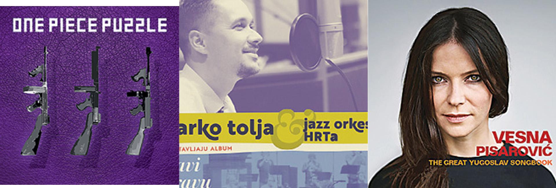 GLAZBENE RECENZIJE One Piece Puzzle, Marko Tolja & Jazz Orkestar HRT-a, Vesna Pisarović
