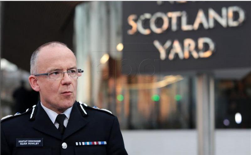 Britanska policija dobila jamstva te opet dijeli informacije sa SAD-om
