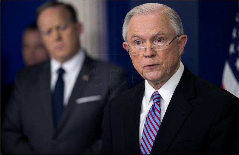 Sessions najavio žalbu kako bi na snagu vratio Trumpovu protuimigracijsku uredbu