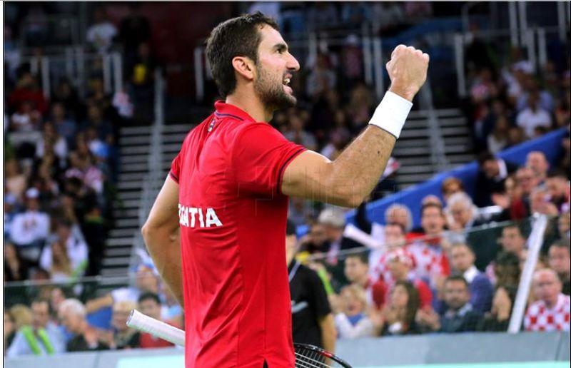 Roland Garros – Čilić protiv Gulbisa, Ćorić protiv Bourguea