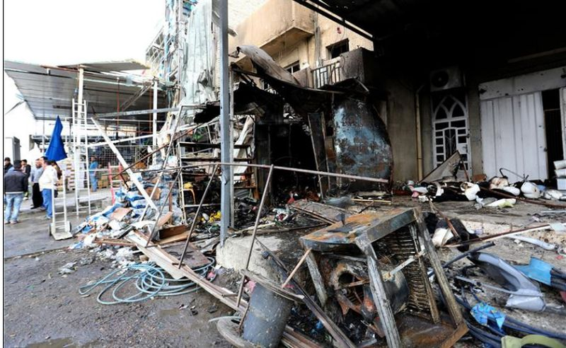 U napadu automobilom bombom u Bagdadu 11 mrtvih