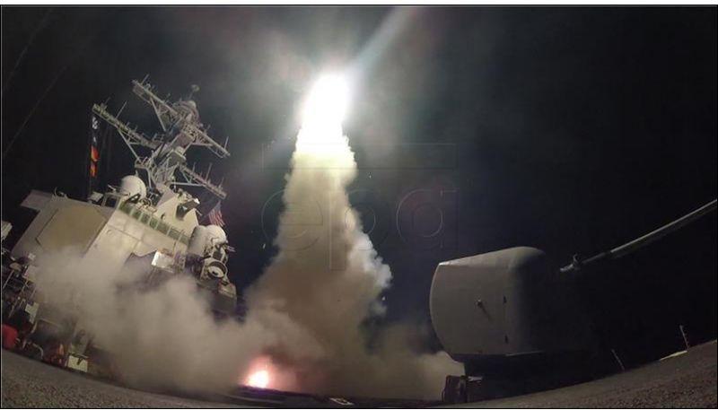 35 civila ubijeno u napadima koalicije na istoku Sirije