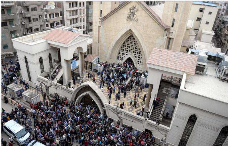 NAPAD NA KRŠĆANE U EGIPTU 23 mrtvih, 25 ranjenih