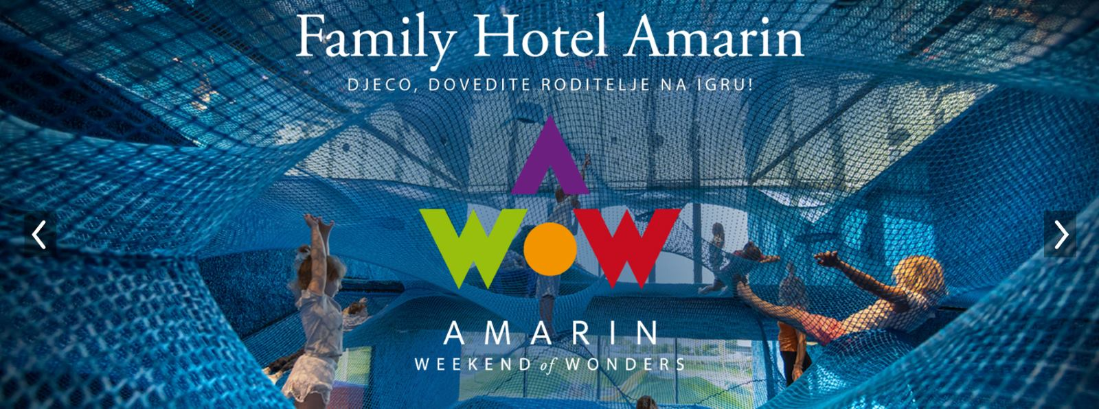 Weekend of Wonders u Hotelu Amarin nudi zanimljiv program za najmlađe