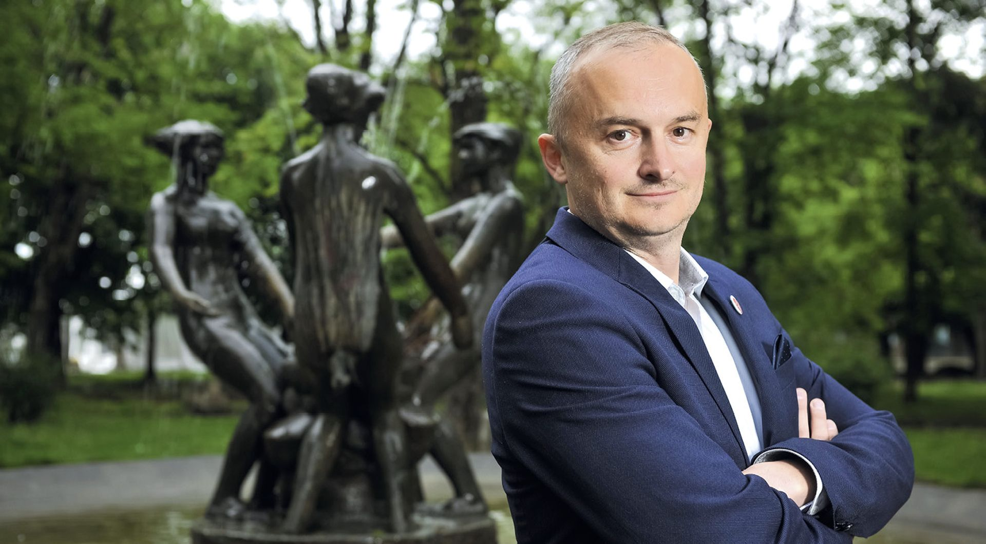 INTERVIEW: VINKO GRGIĆ 'Zbog agresivne politike HDZ-a za Slavonce smo još uvijek velike komunjare'