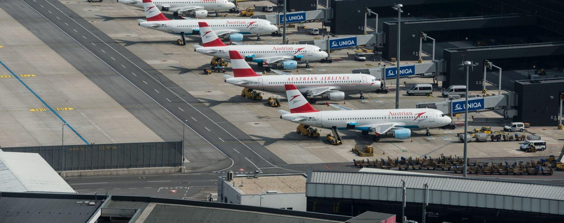 Bečka zračna luka nagarađena prestižnom nagradom