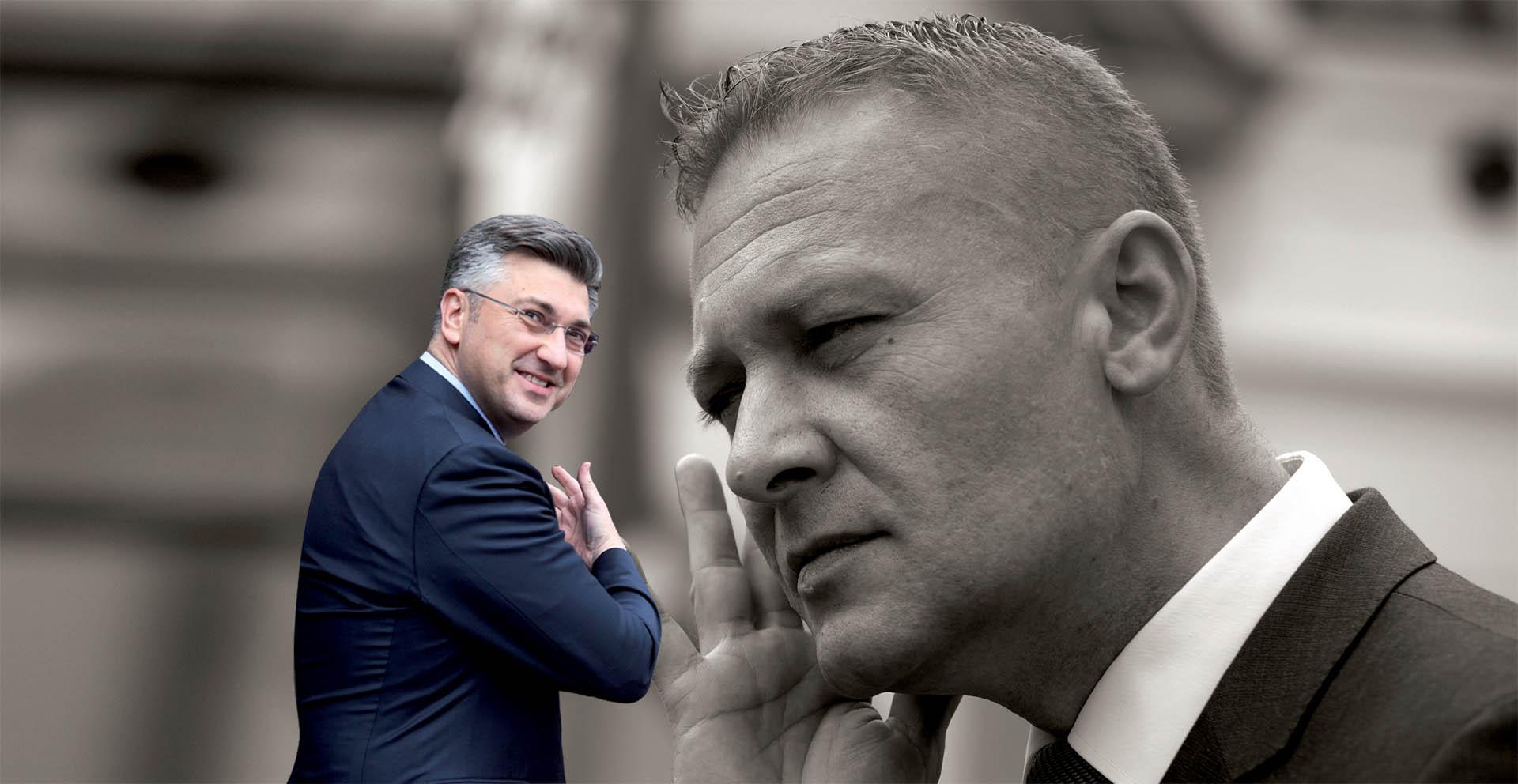 EKSKLUZIVNO TAJNI PREGOVORI Plenkovića s Krešom Beljakom i Borisom Miletićem