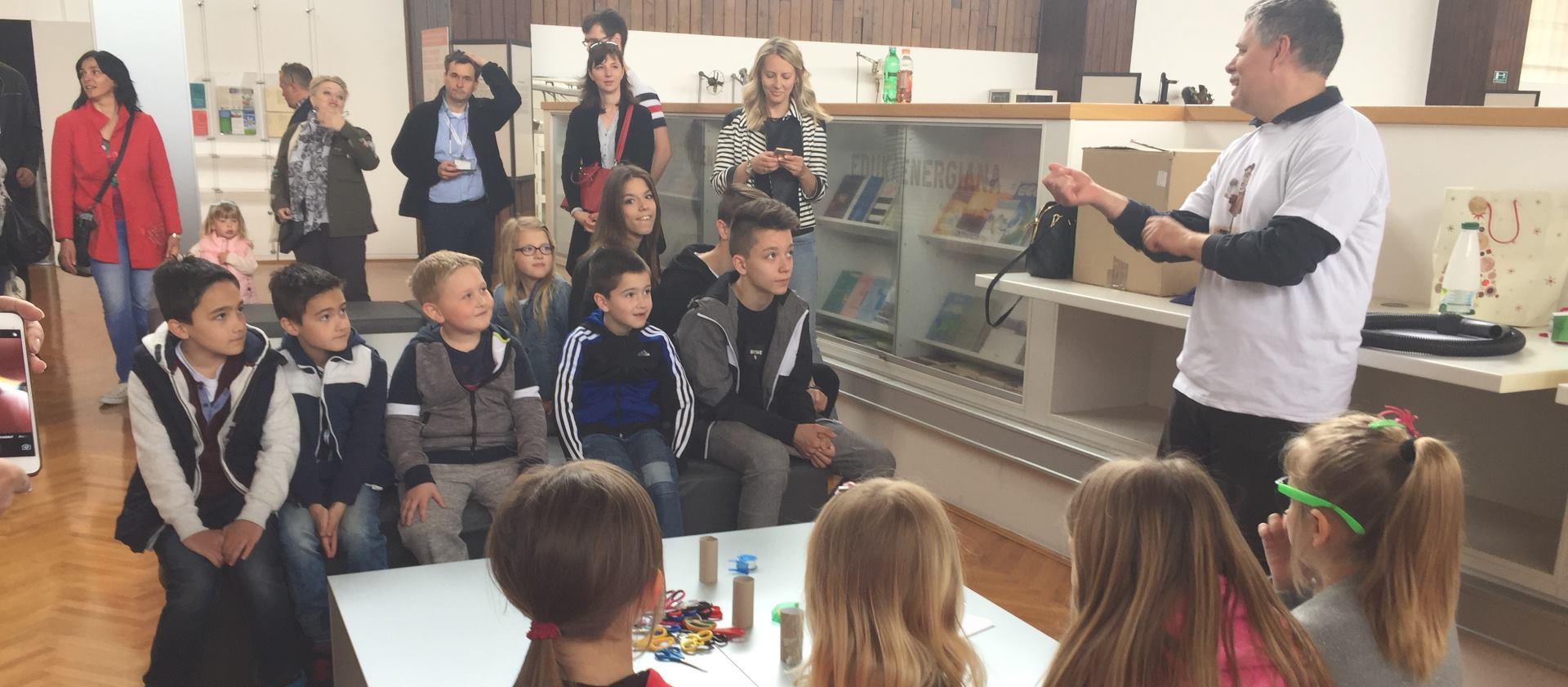 Tvrtka Bosch i dalje prijatelj mališanima iz SOS Dječjeg sela Lekenik