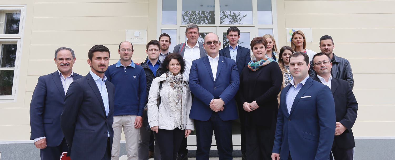 ENERGETSKI CENTAR BRAČAK Održan sastanak energetskih agencija Slovenije i Hrvatske