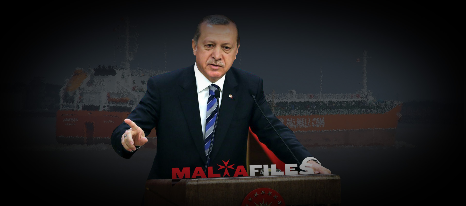 Kako je obitelj turskog predsjednika Erdoğana kupila brod preko tajnog offshore računa