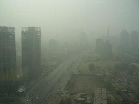 VIDEO: Peking i sjever Kine obavijen gustim dimom