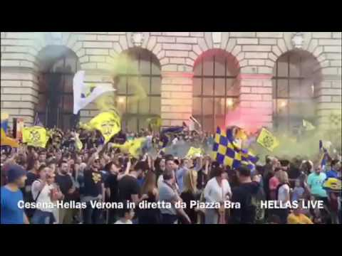 VIDEO: ITALIJA Hellas Verona osigurala povratak u Serie A