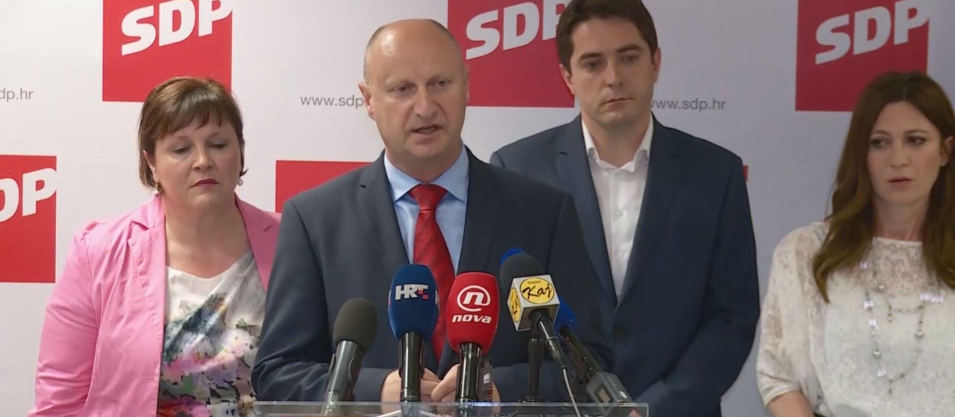 """JAKŠIĆ """"Očekujem redefiniciju političke platforme SDP-a nakon izbora"""""""