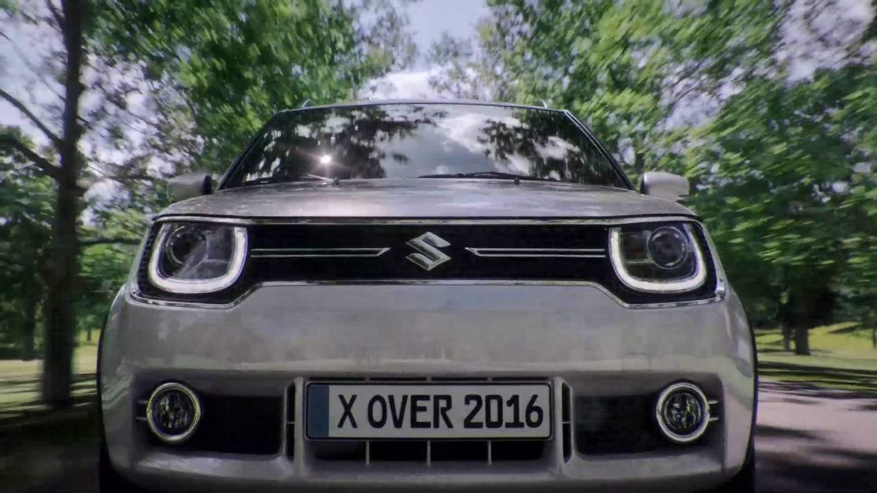 VIDEO: SUZUKI IGNIS Ultrakompaktni SUV sa sportskim naglaskom