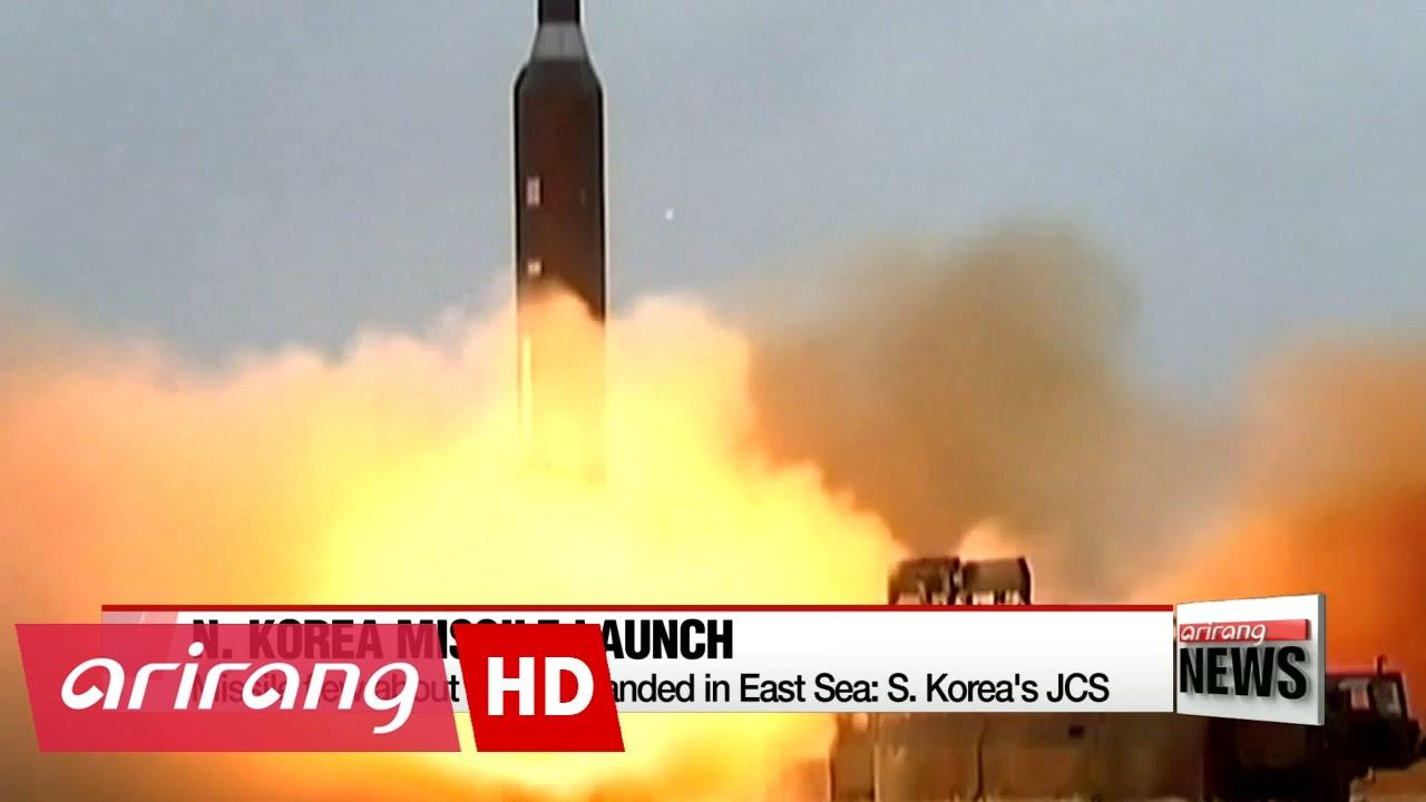 VIDEO: Sjeverna Koreja opet ispalila balistički projektil