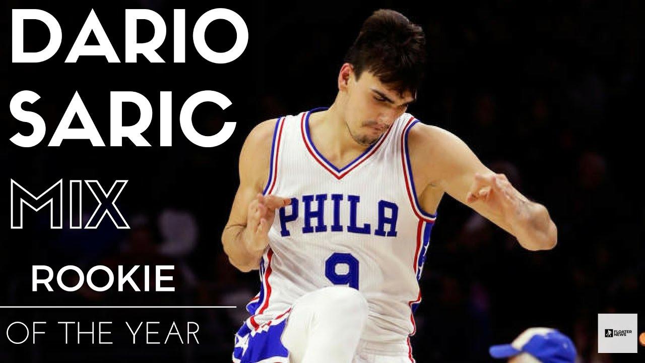 NBA Dario Šarić nominiran za rookieja godine