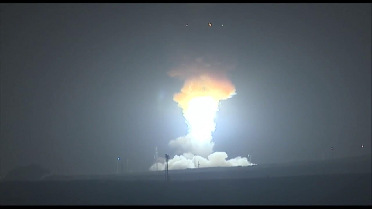 VIDEO: SAD testirale još jednu nuklearnu raketu