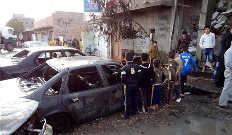 Samoubilački napad na zapadu Iraka s 14 žrtava i više od 20 ranjenih
