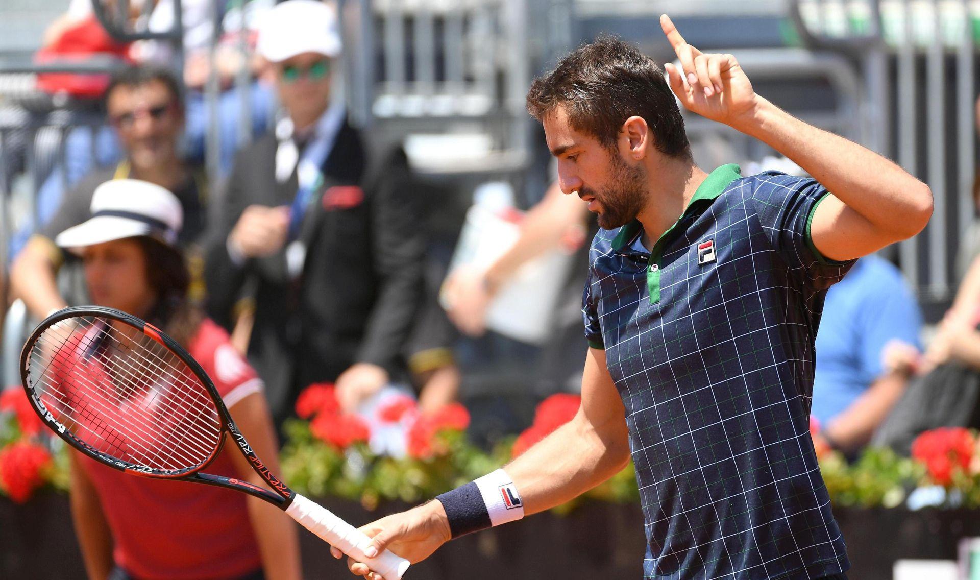ATP LISTA Čilić ostao osmi, A. Zverev u Top 10