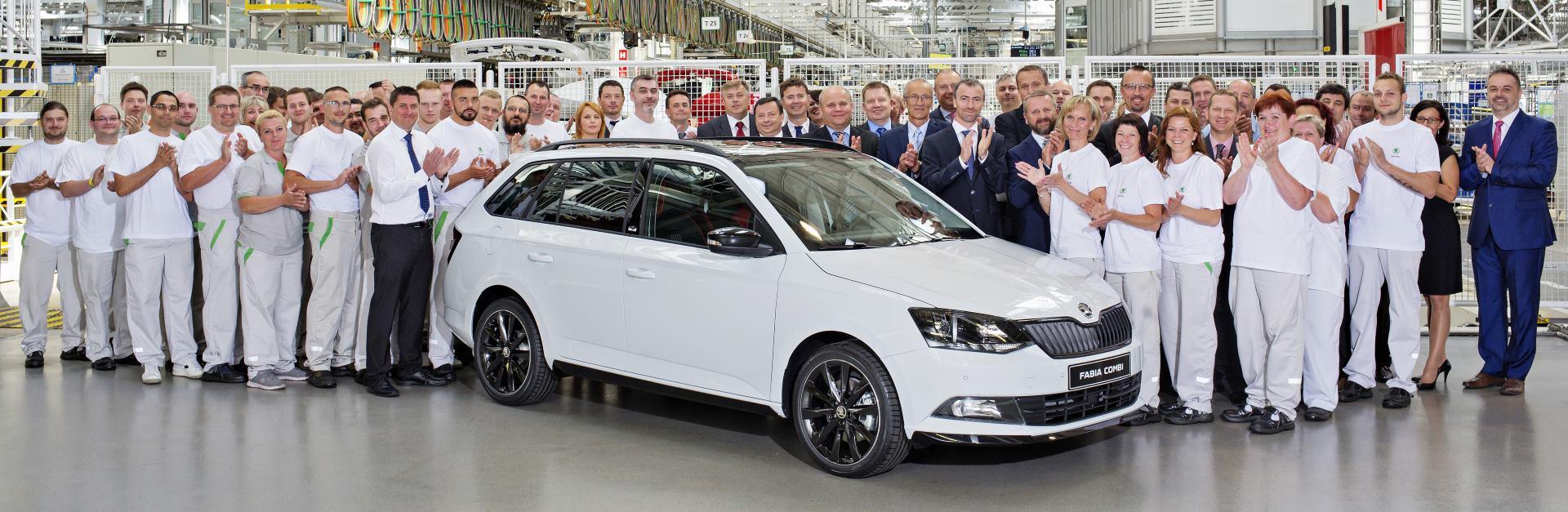 ŠKODA Češki proizvođač automobila niže proizvodne rekorde